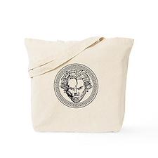 New Arlovski Logo White Tote Bag
