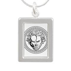 New Arlovski Logo White Necklaces