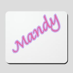 MANDY Mousepad