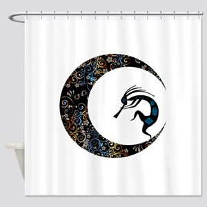 DANCING RING Shower Curtain