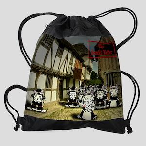 scarletletterfinal Drawstring Bag