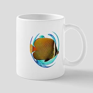 OCEANS AMAZED Mugs