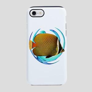 OCEANS AMAZED iPhone 7 Tough Case