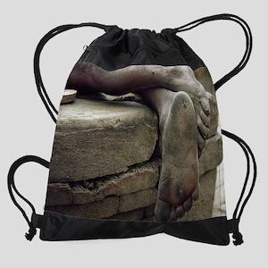 feet 300 Drawstring Bag