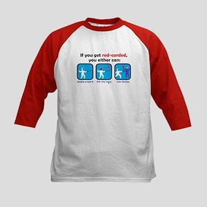 Red Card Kids Baseball Jersey