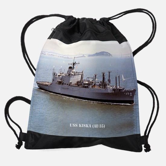 kiska calendar.jpg Drawstring Bag