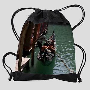 5-4-3-venice Drawstring Bag