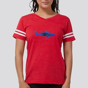 FROM THE BLUE Womens Football Shirt