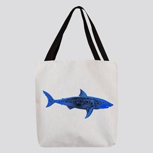 FROM THE BLUE Polyester Tote Bag