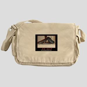 .45 ACP Messenger Bag