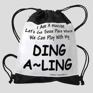 DING-A-LING Drawstring Bag
