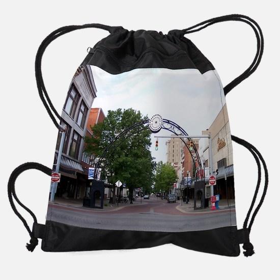 2 - Small poster copy.jpg Drawstring Bag