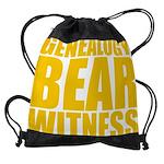bearw_dark.png Drawstring Bag