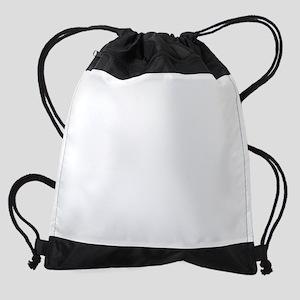 soccer chicks kick butt! Drawstring Bag