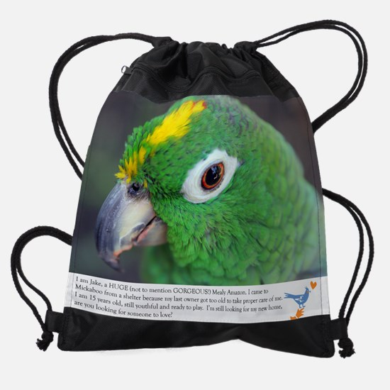 07 July AmazonFinal.jpg Drawstring Bag