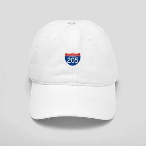 Interstate 205 - CA Cap