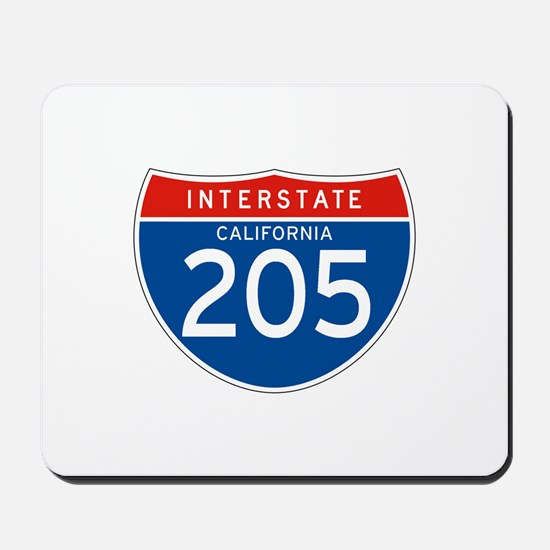 Interstate 205 - CA Mousepad