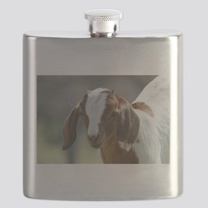 Cute Baby Goat Flask