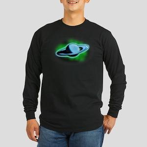 Flying Saturn Long Sleeve T-Shirt