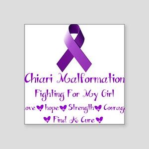 Fighting for my girl Sticker