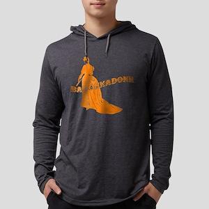 Bustle Badonkadonk Mens Hooded Shirt
