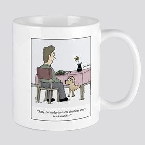 Dog Donation Mugs