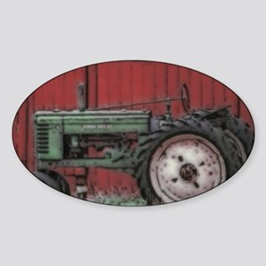 Farm Tractor Sticker