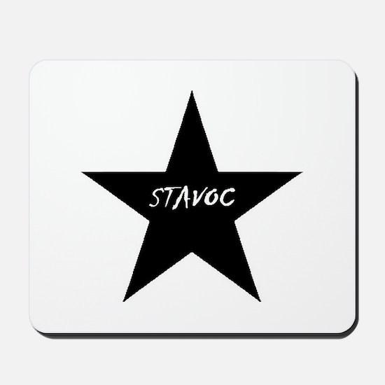 STAVOC - STAR Mousepad