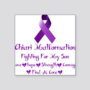 Fighting For My Son Sticker