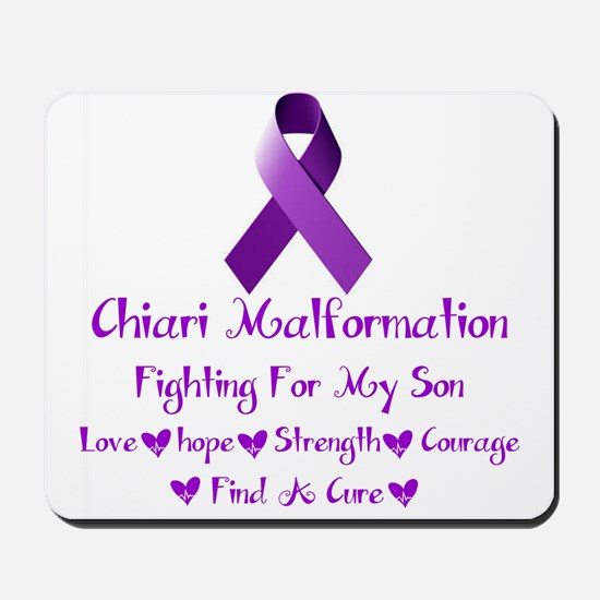 Fighting For My Son Mousepad