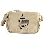 Brooklyn 97202 Thumb Messenger Bag