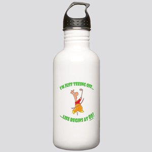 Teeing Off At 80 Stainless Water Bottle 1.0L