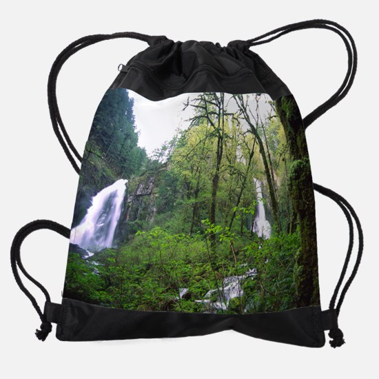 2-Waterfall 13.JPG Drawstring Bag