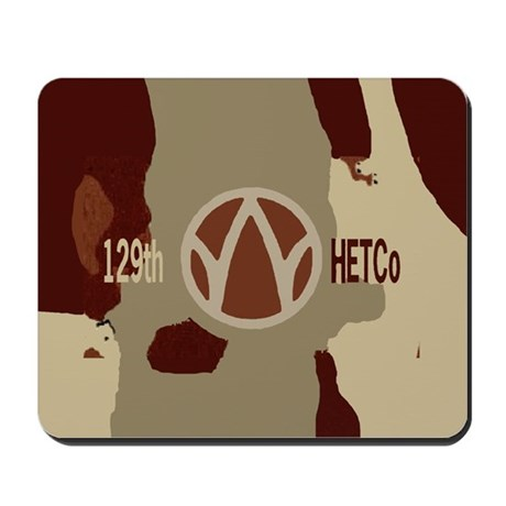 129th Transportation Company Mousepad