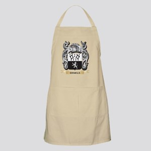 Daniels- Coat of Arms - Family Crest Light Apron