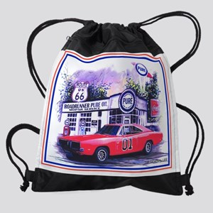 General Lee Drawstring Bag