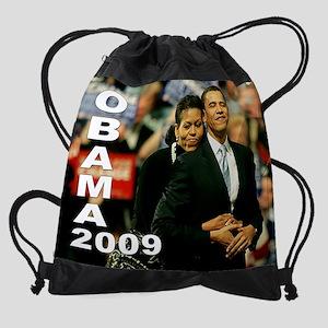 new August Drawstring Bag