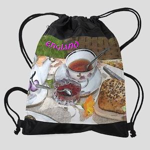 4oclock-england Drawstring Bag