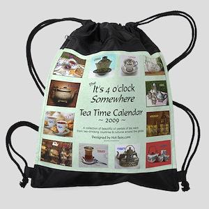 2009 calendar Drawstring Bag