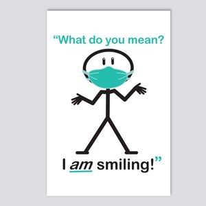 I AM Smiling! Postcards (Package of 8)