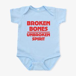 Broken bones Body Suit
