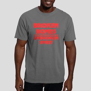 Broken bones Mens Comfort Colors Shirt