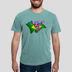 Brazil Carnival Mens Comfort Colors Shirt