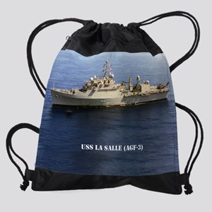 la salle agf calendar Drawstring Bag
