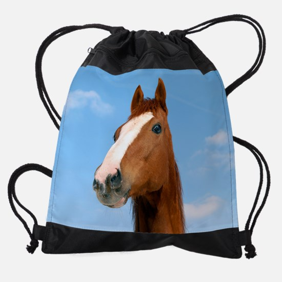 rc sky.jpg Drawstring Bag