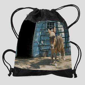 daisy Drawstring Bag