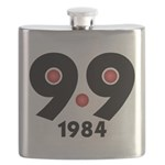 99 Red Balloons (S) Flask