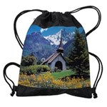 churchCALENDAR - WALL 75_H_F.png Drawstring Bag