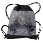beetleCALENDAR - WALL 75_H_F Drawstring Bag