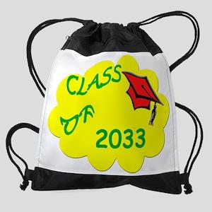 Class of 2033 Drawstring Bag